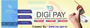 csc Digipay