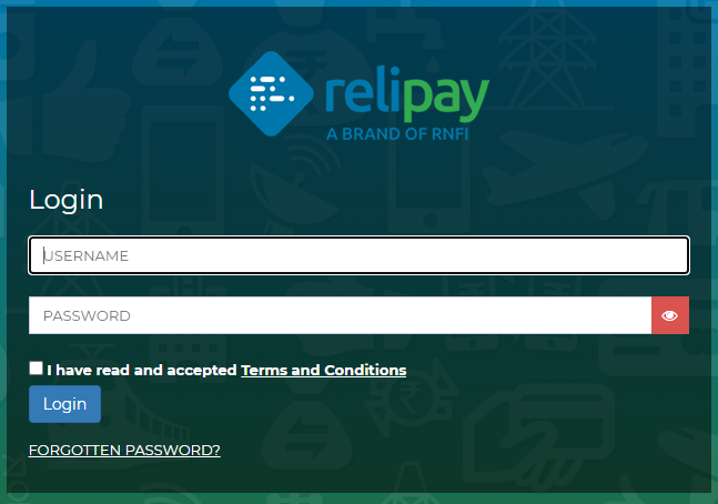 Relipay Agent ID